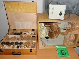 Įvairūs mikroskopai Биолам, Mии