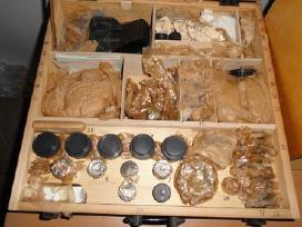 Įvairūs mikroskopai Mбс-10, Биолам, Mии