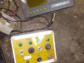 Purkštuvo Cleiton kompiuteris ir purškimo valdymas