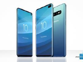 Naujas Samsung S10+ Plus 128gb/512/1tb