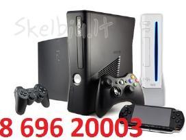 Xbox360, PS3, Wii atrišimas, Ps4, Xone remontas!