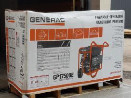 Elektros Generatorius 17 Kw