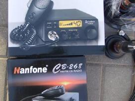 Naujos cb radijo stoteles ir antenos - nuotraukos Nr. 4