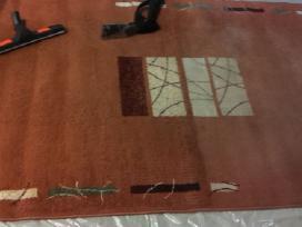 Profesionalus kilimu ir baldu valymas.