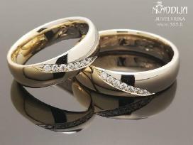 Vestuviniai žiedai. Individuali gamyba-pardavimas