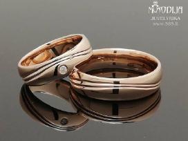 Vestuviniai žiedai. Individuali gamyba-pardavimas - nuotraukos Nr. 4