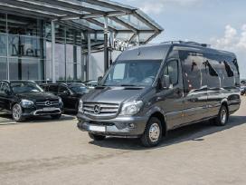 Mikroautobusų nuoma iki 20 vietų / autobusų nuoma