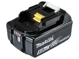Naujos 18v makita lion baterijos su idikatorium