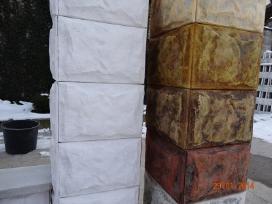 Blokeliai tvorai, blokeliu kaina, - nuotraukos Nr. 5