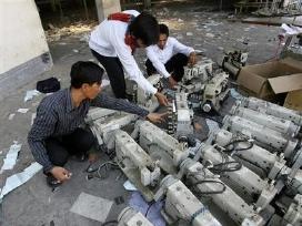Perkame siuvimo pramonės įrengimus. - nuotraukos Nr. 9