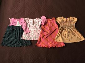 Suknelės - sarafanai 12-24m 86-92cm