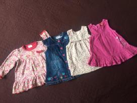 Suknelės - sarafanai 68-74cm 9-12m