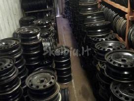 Skardiniai ratlankiai, plieniniai ratlankiai