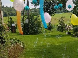 Muilo burbulu aparato nuoma jūsu šventei 15 eu. - nuotraukos Nr. 2