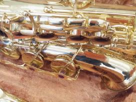 .saksofonas yamaha 32 (475) modelis skubiai-pigiai - nuotraukos Nr. 9
