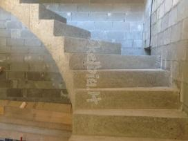 Laiptu betonavimas. Betoniniai laiptai - nuotraukos Nr. 3