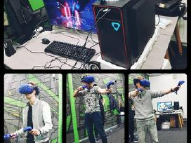 Virtualios realybės įrangos nuoma HTC Vive Pro - nuotraukos Nr. 4