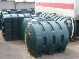Talpos 1000/1300/2800/2700 litrų