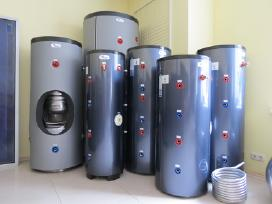 Tūrinis vandens šildytuvas. Boileris - nuotraukos Nr. 3