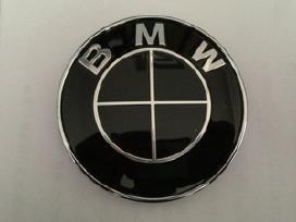 Bmw zenkliukas, emblema ant kapoto ar bagazines - nuotraukos Nr. 4