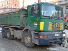Pamatų ardymas, betono/gelžbetonio trupinimas - nuotraukos Nr. 3