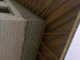 Fasadų šiltinimas,įvairūs statybiniai darbai