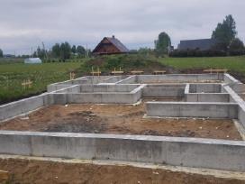 Betonavimo ir Mūro darbai