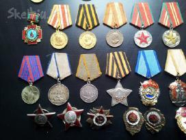 Brangiausiai superku ordinus ir apdovanojimus - nuotraukos Nr. 2