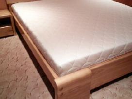 Parduodu nauja uosio masyvo lova - nuotraukos Nr. 2