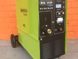 Trifazis kempas-pusautomatis Longweld Mig-315