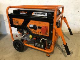Elektros generatoriai daug modelių geriausia kaina