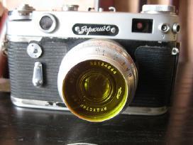 Fotoaparatas zorki - 6 .zr. foto.