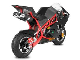 Nauji mini bike / mini motociklai Kmoto - nuotraukos Nr. 5