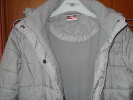 Pašiltintas paltukas rudeniui 122/128 d.