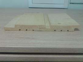 Medienos gaminiai jūsų namo apdailai