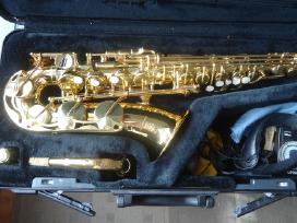 Saksofonas yamaha 275 su selmer ar meyer pustuku