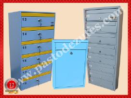 Pašto dėžutės