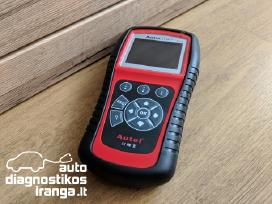 Autel Autolink Al619 Eu diagnostikos įranga
