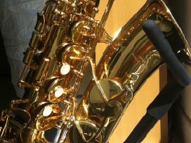 Saksofonai-pradedantiems ir profesionalams