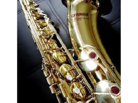 Yamaha saksofonai 23,25,275,32,475,62 gerom kainom