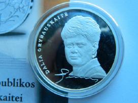 Medalis Lt Prezidentei Daliai Grybauskaitei