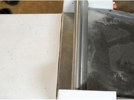 Teslos formavimo, kruasanu iranga