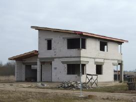 Namų statyba: pamatai, mūras, stogai, fasadai - nuotraukos Nr. 3