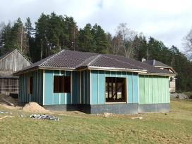 Namų statyba: pamatai, mūras, stogai, fasadai - nuotraukos Nr. 4