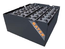 Baterijos sandėliavimo ir krovimo technikai