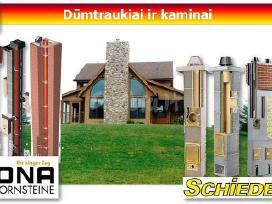 Statybinės ir apdailos medžiagos