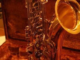 Saksofonas tenoras ir altas yamaha