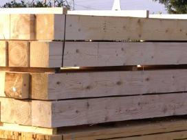 Statybinė mediena ir pakalimai