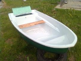 Dviguba dvivietė valtis - nuotraukos Nr. 3