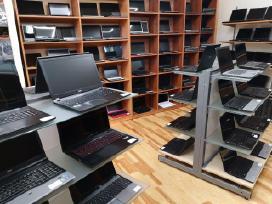 Naudoti nešiojami kompiuteriai ir jų komponentai